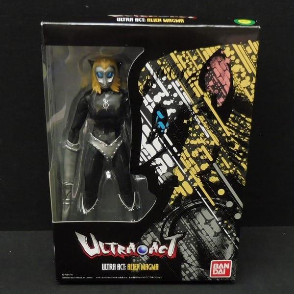 ULTRA ACT マグマ星人 / ウルトラマンレオ