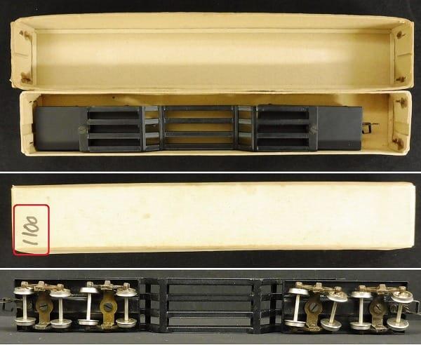 エンドウ TER HOゲージ 大物車 四軸ボギー貨車 シキ60_3