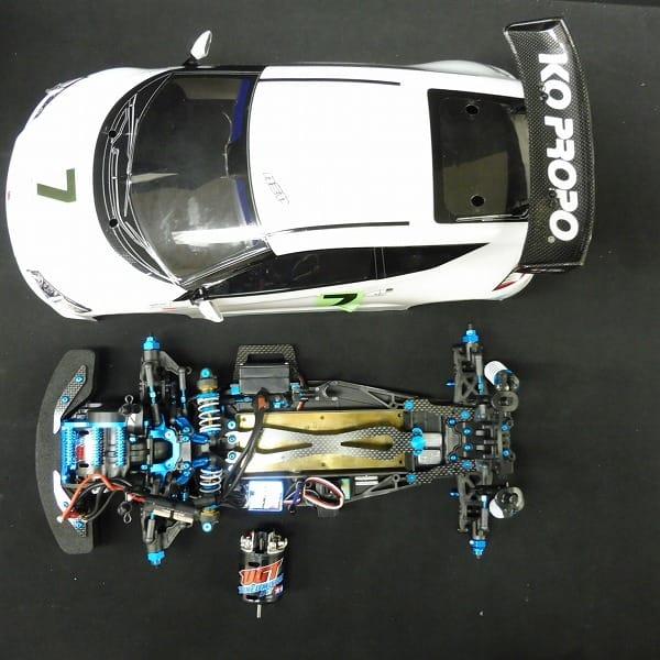 タミヤ 1/10 電動RC FF03R ホンダ 無限 CR-Z/ラジコン_2