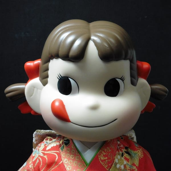 不二家 ペコちゃん 誕生50周年記念 茜の晴れ着_3