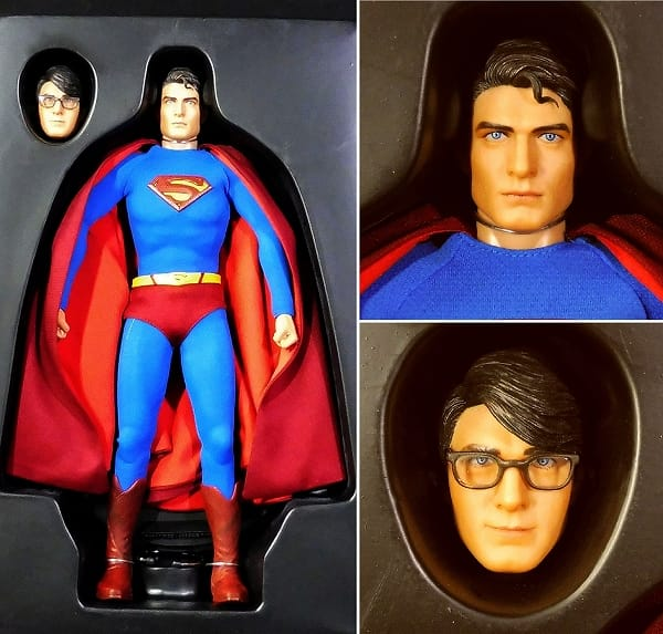 ホットトイズ スーパーマン リターンズ 1/6 2 IN 1 ver._2