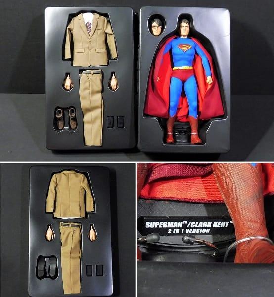 ホットトイズ スーパーマン リターンズ 1/6 2 IN 1 ver._3
