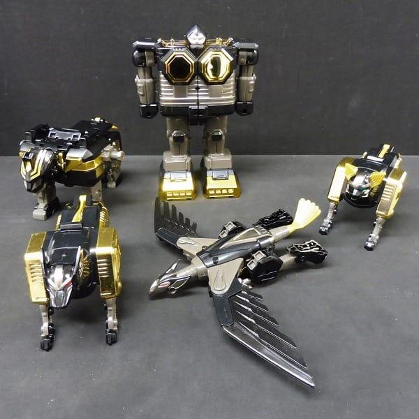 DX超合金 ギンガイオー ブラックバージョン/ギンガマン_3