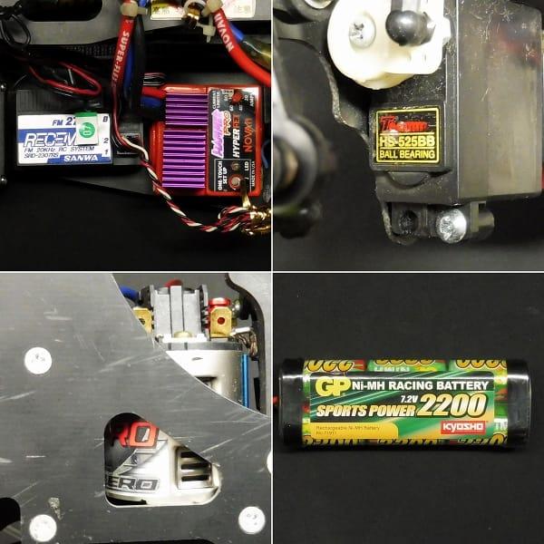 ヨコモ YR-4 II 組立済完成品 ボディ RX-7アンフィニ RC_3