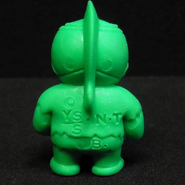 キン消し パート30 フェニックス(D) 緑 / キン肉マン_2