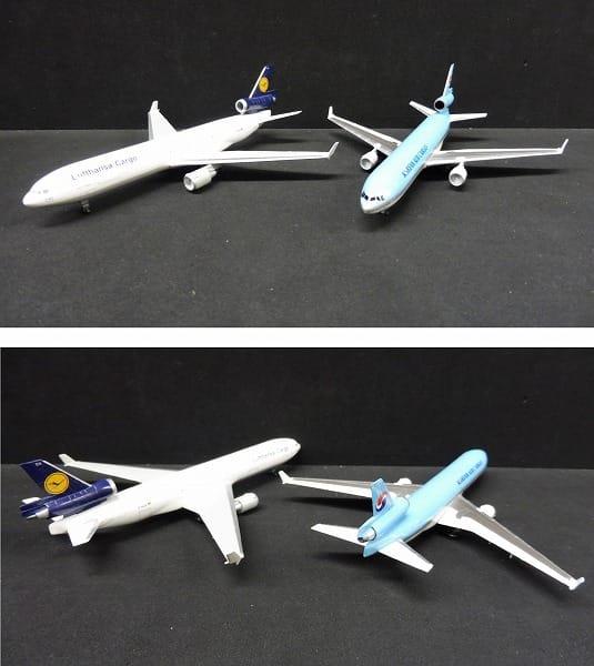 ドラゴン 1/400 MD-11 ルフトハンザカーゴ 大韓航空_3