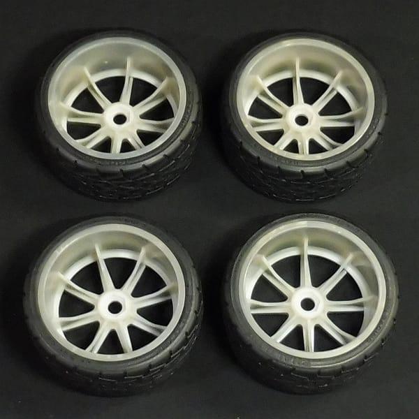 HPI フォルトラインタイヤ ブラストホイール クローム_2