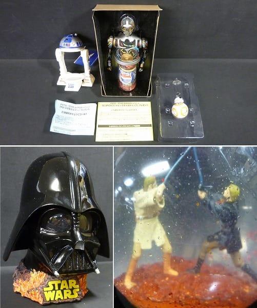 STARWARS ウォーターグローブ R2-D2缶ホルダ 他_2