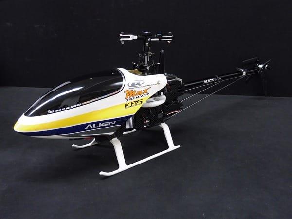 ALIGN 電動ラジコン ヘリコプター TREX450SE /3GX