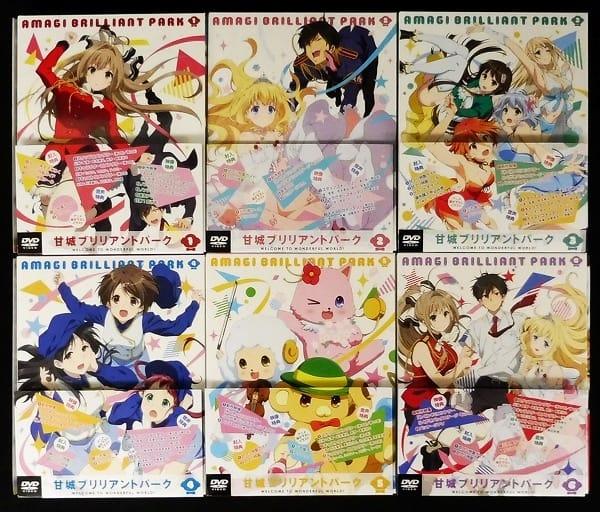 限定版 甘城ブリリアントパーク DVD全6巻/甘ブリ 京アニ