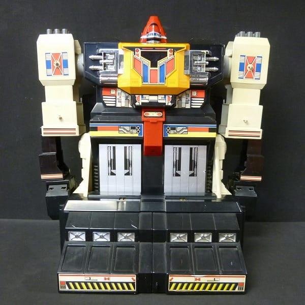ターボビルダー 高速戦隊ターボレンジャー 巨大基地ロボ