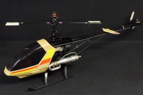 HIROBO ヒロボー シャトル ラジコンヘリ エンジンヘリ