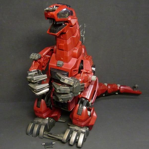 TOMY 組済 ZOIDS ブラッディデスザウラー 恐竜型