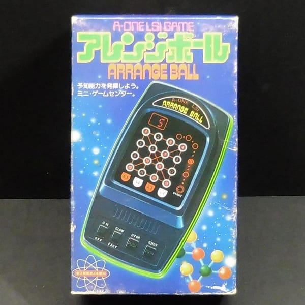 エーワン 当時 アレンジボール / LCD LSIゲーム