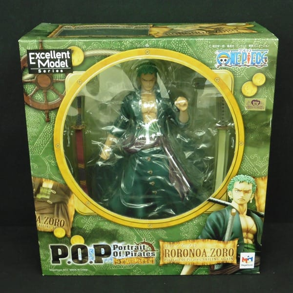 POP Sailing Again ONE PIECE ロロノア・ゾロ