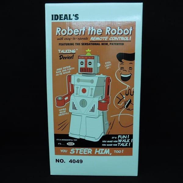 IDEAL'S  ロバートザロボット 復刻版 / リモコン式