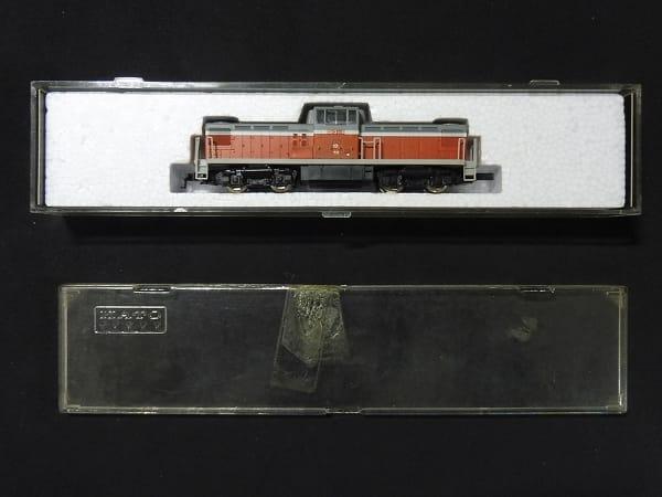 N701国鉄 DD13形 115 ディーゼル 機関車 / Nゲージ