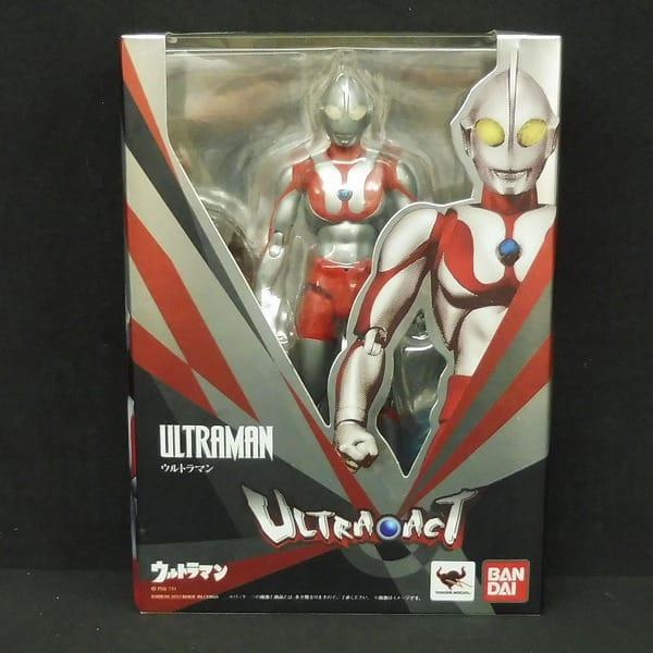 ULTRA-ACT 初代マン ウルトラマン フィギュア