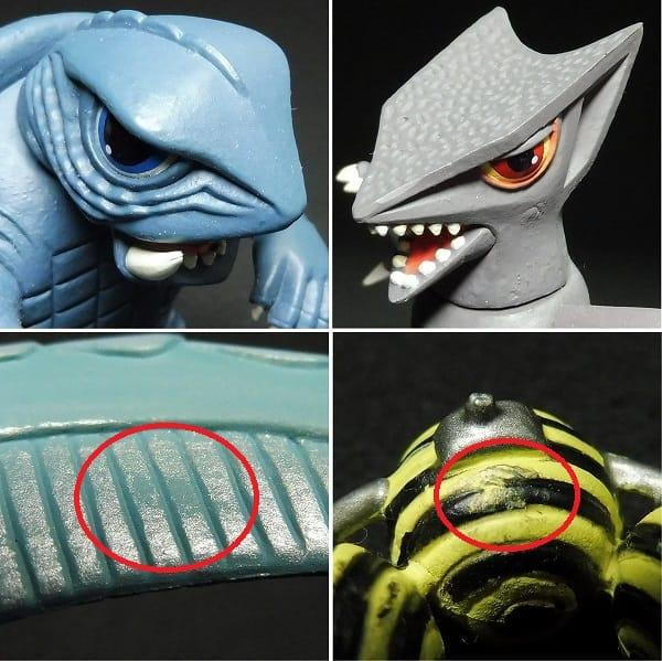 KONAMI フィギュメイト 大怪獣 ガメラ 全5種 / コンプ_3