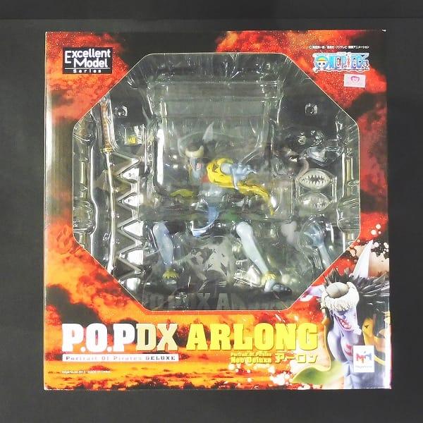 メガハウス ワンピース P.O.P NEO DX アーロン / POP