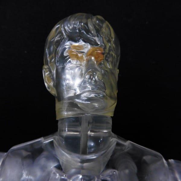 タカラ 復刻版変身サイボーグ1号 ミラーマン/フィギュア_3
