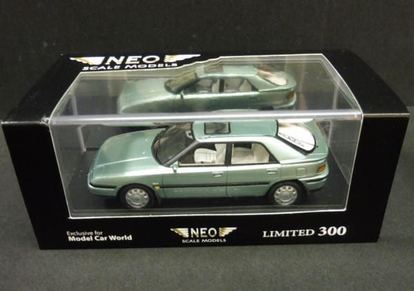 ModelCarWorld NEO ScaleModels マツダ ランティス 323F