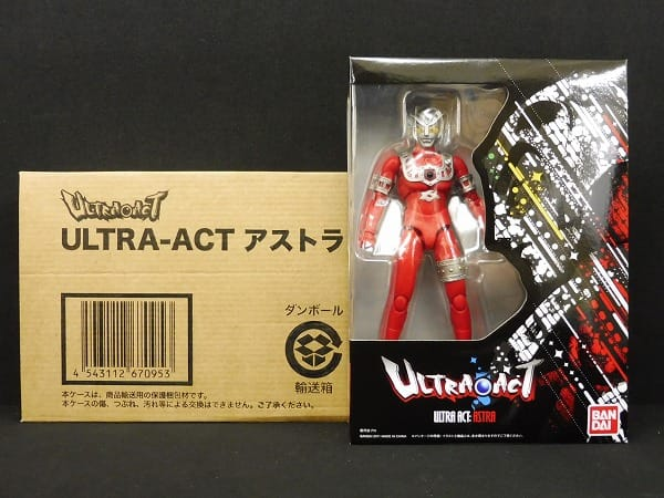 魂ウェブ限定 ULTRA ACT アストラ/ウルトラマンレオ