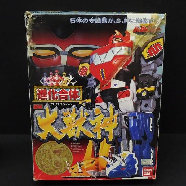 ジュウレンジャー 進化合体 DX 大獣神 / ティラノ