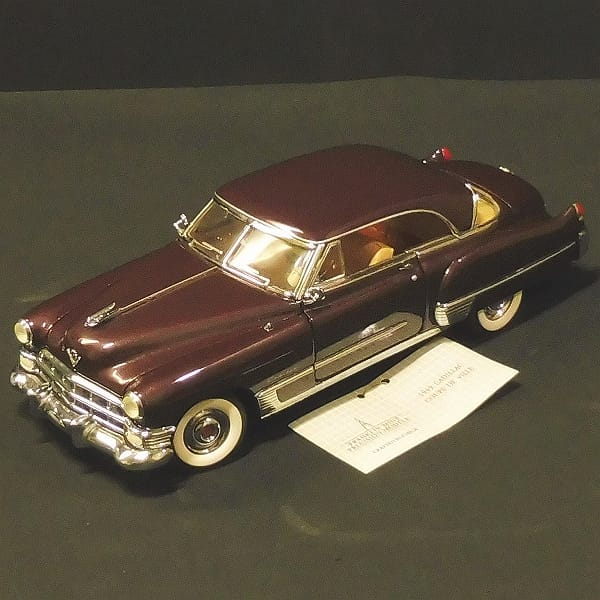 フランクリンミント 1/24 1949 キャデラック デビル