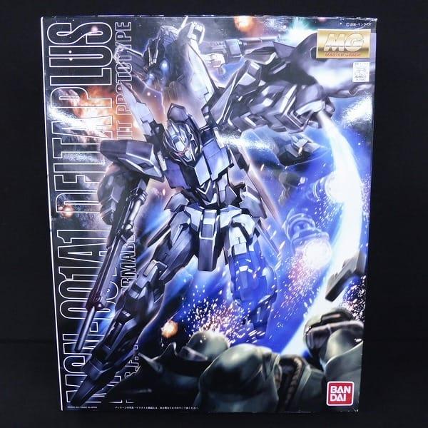 MG 1/100 MSN-001A1 デルタプラス / ガンダムユニコーン