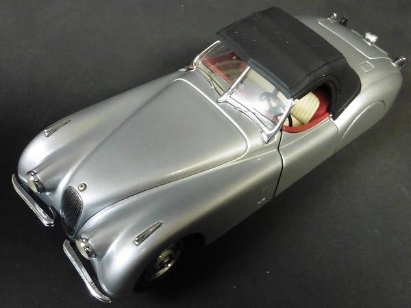 フランクリンミント 1/24 1952 ジャガー XK 120