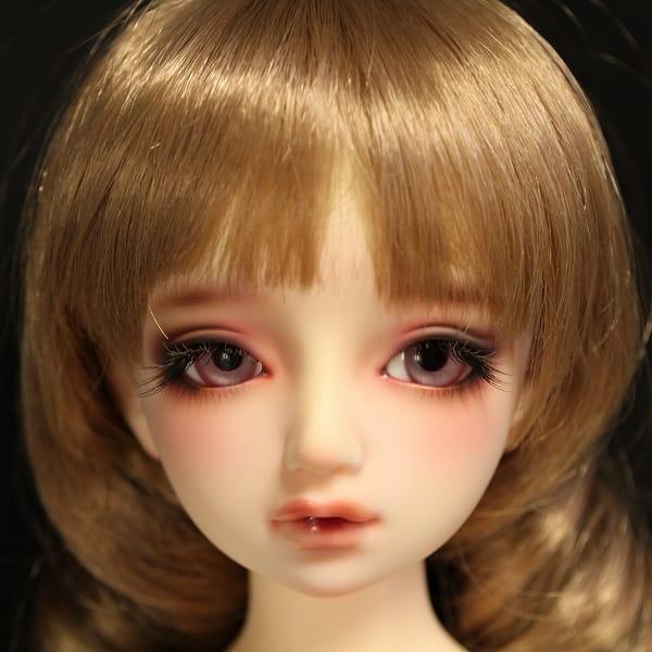 天使の里 ワンオフモデル SD女の子 F-67ヘッド ドール_1