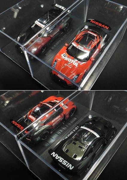 エブロ 1/43 ザナヴィ ニスモ GT-R スーパー GT 500 他_3