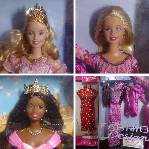 Barbie ファッションデザイナー くるみ割り人形 他_2