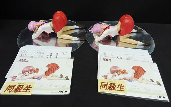 TFC 同級生 桜木舞 キャストオフ フィックスフィギュア_3