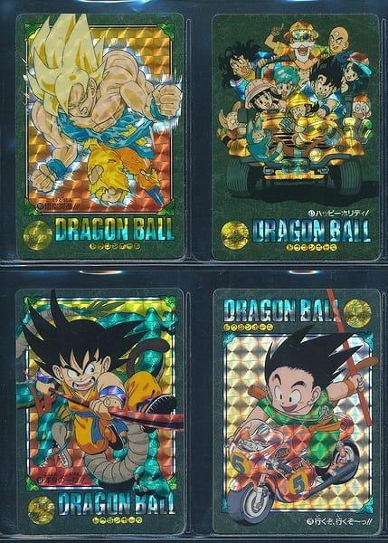 ドラゴンボール DB カードダス ビジュアルアドベンチャー 127 129_1