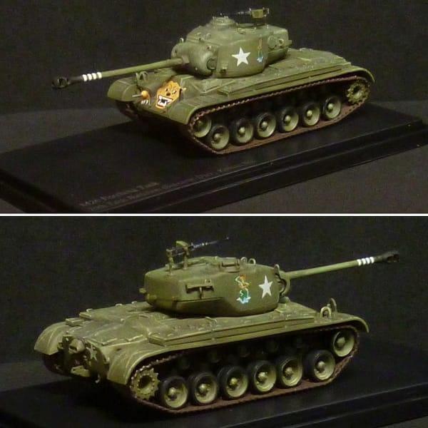 ホビーマスター 1/72 M26 パーシング 第70戦車大隊他_2