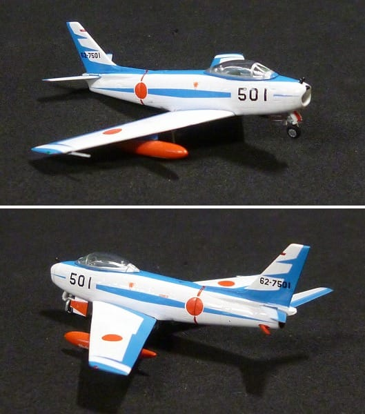 ガリバー 1/200 F-86F 航空自衛隊 ブルーインパルス_2
