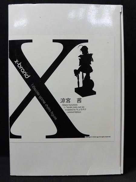 ボークス x-brand 1/6 君が望む永遠 涼宮茜 / ガレキ_1