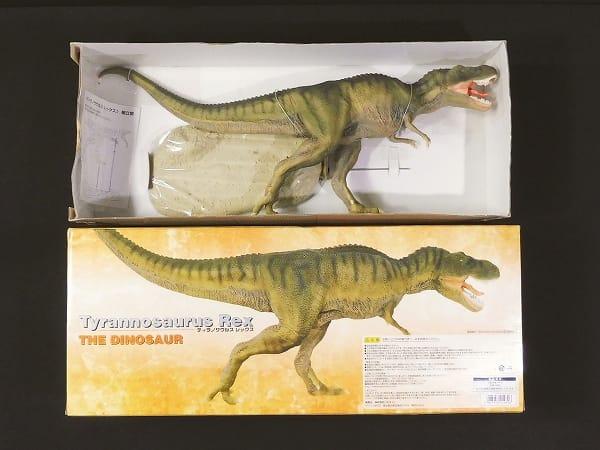 ハピネット ティラノサウルス レックス /恐竜フィギュア_2
