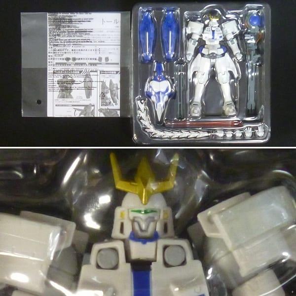 ロボット魂 ウイングガンダムゼロ EW版 トールギスIII_2