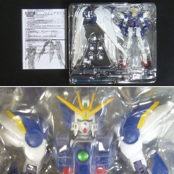 ロボット魂 ウイングガンダムゼロ EW版 トールギスIII_3