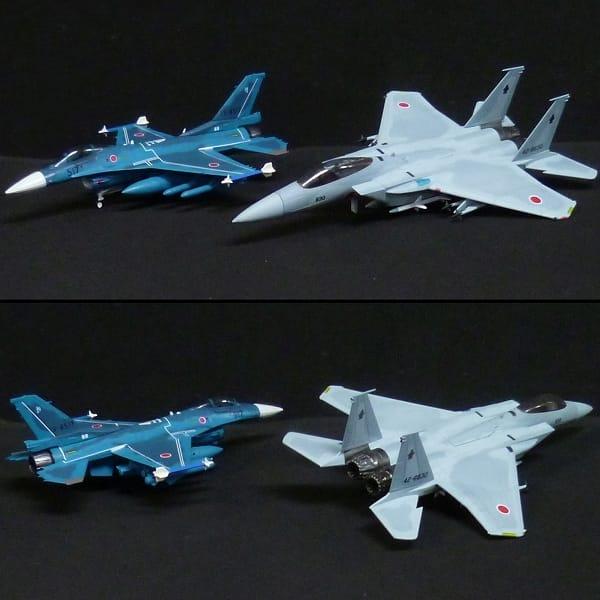 自衛隊モデルコレクション 航空機 E-2C C-1 F-2A F-15J_3