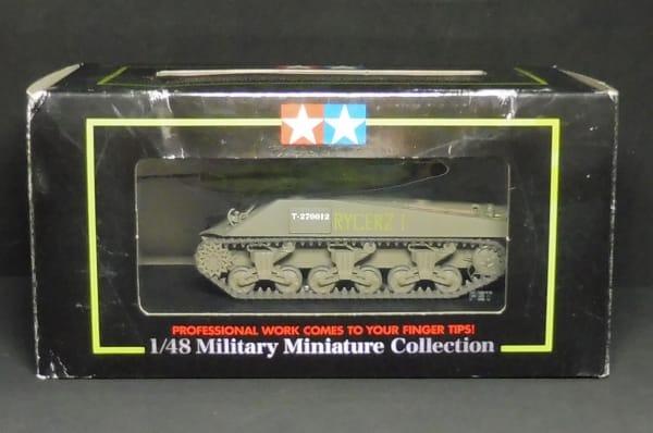 タミヤ 1/48 イギリス戦車 シャーマンIC ファイアフライ_1