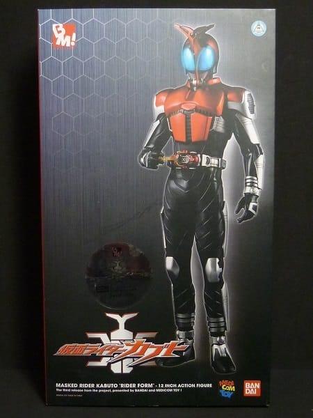 メディコム PBM 仮面ライダーカブト 12インチフィギュア_1