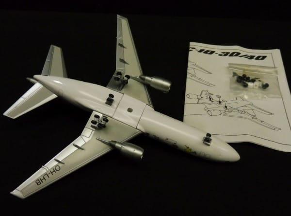 ドラゴン 1/400 フィンエアーFINNAIR DC-10-30 ムーミン_3