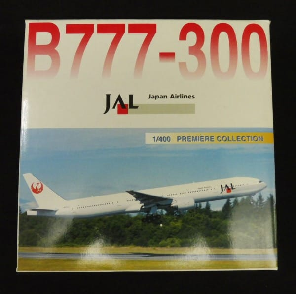 ドラゴン 1/400 JAL ボーイング 777-300 日本航空_1