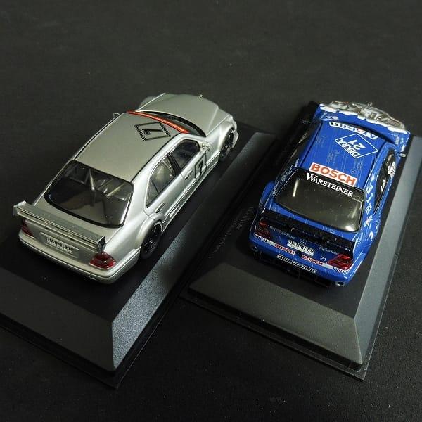 1/43 999台限定 メルセデス特注 Cクラス AMG C180 DTM_3