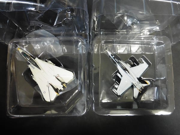 ホーガン 1/200 F-14A トムキャット VF-84 ジョリー 他_2