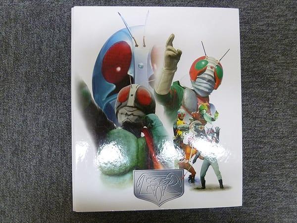 アマダ 仮面ライダーカード V3 X編 R S 金枠 バインダー_1
